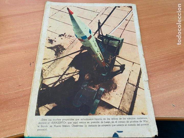 Tebeos: ROCK VANGUARD Nº 7 EL REINO DE LA ESTEPA HELADA (ORIGINAL ROLLAN) (COIB176) - Foto 2 - 266126928