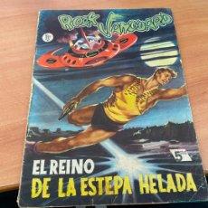 Tebeos: ROCK VANGUARD Nº 7 EL REINO DE LA ESTEPA HELADA (ORIGINAL ROLLAN) (COIB176). Lote 266126928