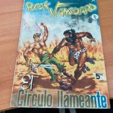Tebeos: ROCK VANGUARD Nº 3 CIRCULO LLAMEANTE (ORIGINAL ROLLAN) (COIB176). Lote 266127568