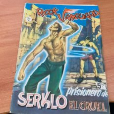 Tebeos: ROCK VANGUARD Nº 8 PRISIONERO DE SERKLO EL CRUEL (ORIGINAL ROLLAN) (COIB176). Lote 266129263