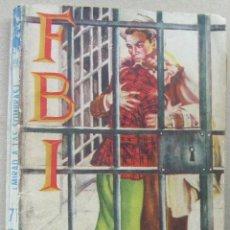 Tebeos: MIRAD A LAS SOMBRAS. FRANK MCFAIR. COLECCION FBI, Nº 71. EDITORIAL ROLLAN. Lote 266394723