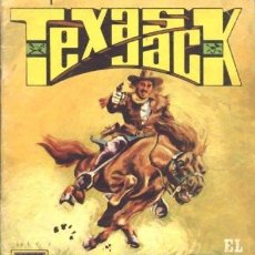 Tebeos: TEXAS JACK (SERIE B / SERIE AZUL) EDITORIA ROLLAN Nº 1. Lote 266877239