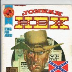 Tebeos: ARCHIVO * JONNAH HEX * Nº 1, COMICS ROLLÁN SERIE ROJA * ED. ROLLAN 1977 *. Lote 267823044