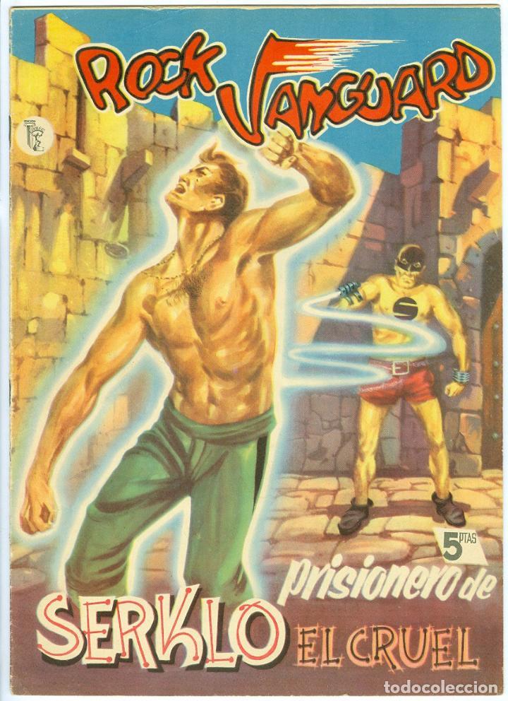 ROLL�N. ROCK VANGUARD. 8. (Tebeos y Comics - Rollán - Rock Vanguard)
