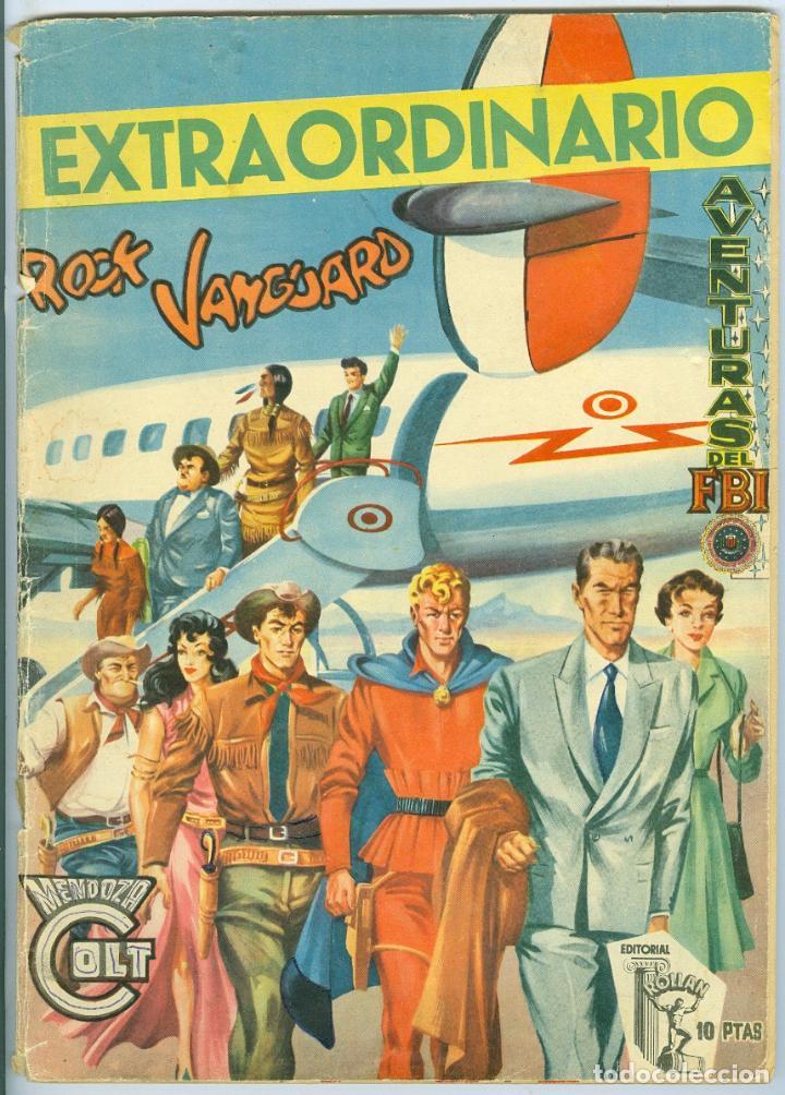 ROLL�N. ROCK VANGUARD. EXTRAORDINARIO. (Tebeos y Comics - Rollán - Rock Vanguard)