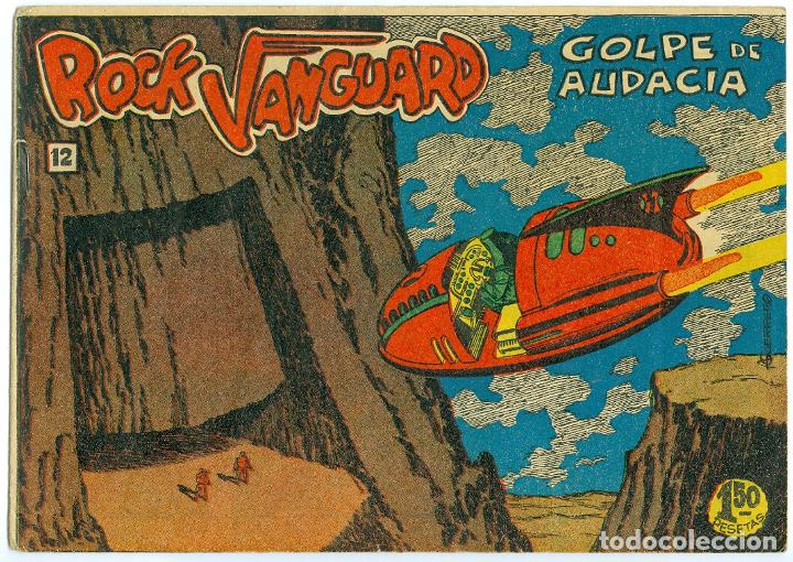 ROLLAN. ROCK VANGUARD. 12. (Tebeos y Comics - Rollán - Rock Vanguard)