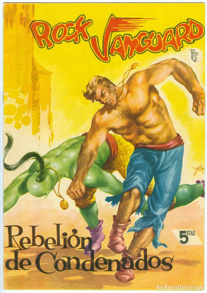 ROLL�N. ROCK VANGUARD. 9. (Tebeos y Comics - Rollán - Rock Vanguard)