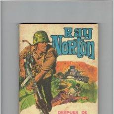 Tebeos: ARCHIVO * RAY NORTON * Nº 1 * DESPUES DE PEARL HARBOUR * EDIT. ROLLAN 1974 *. Lote 272002918