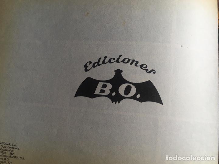 Tebeos: EL JEQUE BLANCO 1 TOMÓ 32 ejemplares !importante ver descripción! - Foto 3 - 276195403
