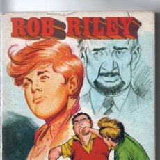 Tebeos: ROB RILEY - COLECCION COMPLETA EN UN TOMO-EDITORIAL ROLLAN. Lote 276653803