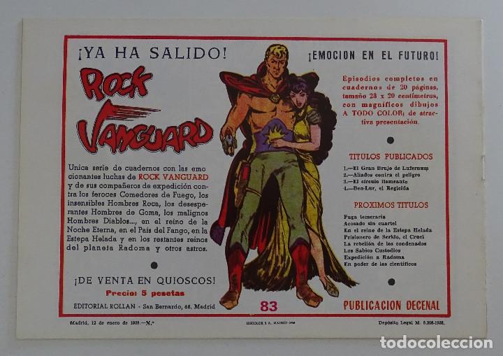 """Tebeos: Comic """"Falsa amistad"""" - Mendoza Colt - Foto 2 - 277056448"""