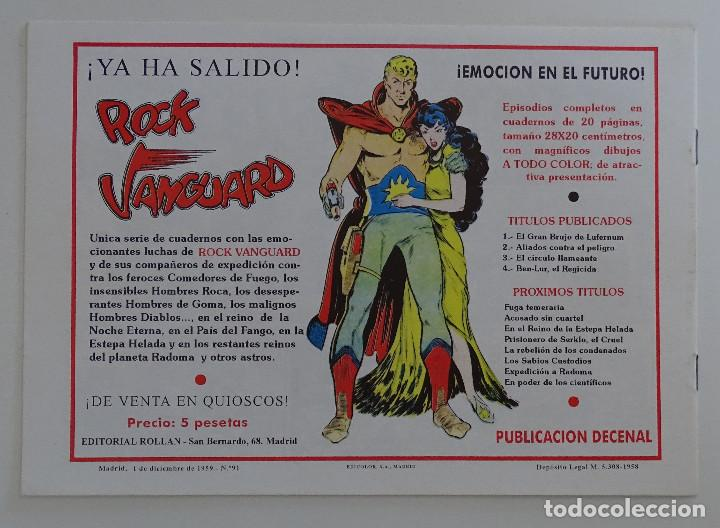"Tebeos: Comic ""Guerra al rostro pálido"" - Mendoza Colt - Foto 2 - 277056668"