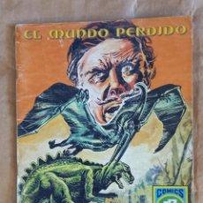 Giornalini: EL MUNDO PERDIDO - EDITORIAL ROLLÁN (NÚMERO ÚNICO). Lote 280279298