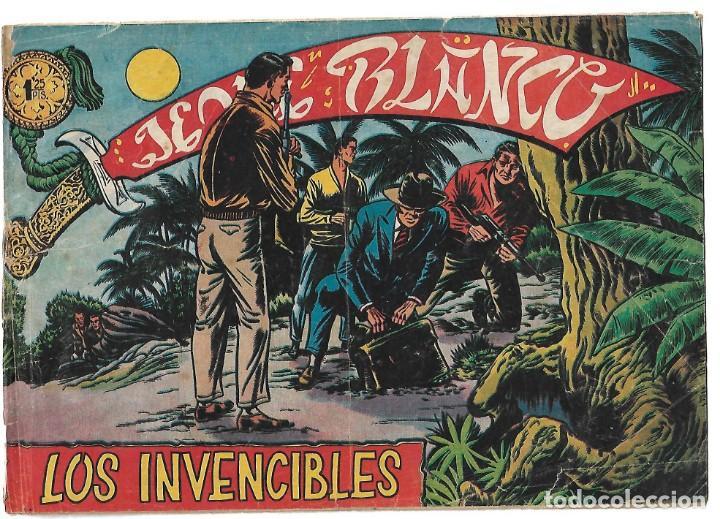 EL JEQUE BLANCO NUM 48 - ORIGINAL (Tebeos y Comics - Rollán - Jeque Blanco)
