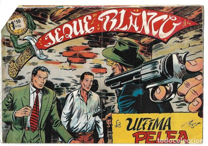 EL JEQUE BLANCO NUM 65 - ORIGINAL (Tebeos y Comics - Rollán - Jeque Blanco)