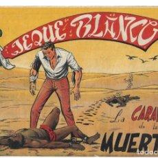 Tebeos: EL JEQUE BLANCO NUM 104 - ORIGINAL. Lote 281905433