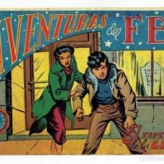 Tebeos: AVENTURAS DEL FBI Nº 43 - EL ESPECTRO DE LA LEY - ROLLÁN 1951 - ORIGINAL. Lote 284058363