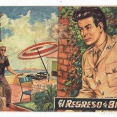 Tebeos: AVENTURAS DEL FBI Nº 174 - EL REGRESO DE BILL - ROLLÁN 1958 - ORIGINAL. Lote 284074978