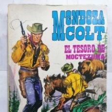 Tebeos: MENDOZA COLT, EL TESORO DE MOCTEZUMA, Nº 3. Lote 284562298