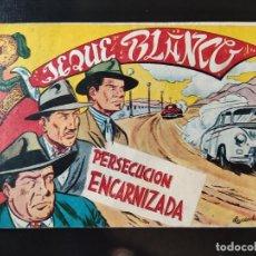 Tebeos: TEBEO- JEQUE BLANCO- PERSECUCIÓN ENCARNIZADA. Lote 289237228