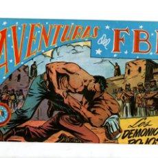Tebeos: AVENTURAS DEL FBI. Nº 36. LOS DEMONIOS ROJOS. EDITORIAL ROLLAN. F.B.I.. Lote 289856418