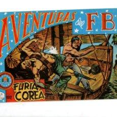 Tebeos: AVENTURAS DEL FBI. Nº 33. FURIA EN COREA. EDITORIAL ROLLAN. F.B.I.. Lote 289856618