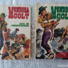 Tebeos: LOTE 2 COMICS MENDOZA COLT Nº 1 Y 2. Lote 294132193