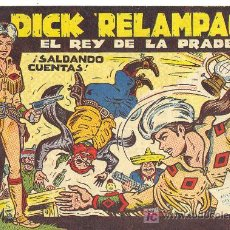 Tebeos: DICK RELAMPAGO Nº 2 TORAY. Lote 26971336