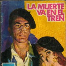Tebeos: HAZAÑAS BELICAS: LA MUERTE VA EN EL TREN (1965). Lote 3183914