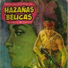 Tebeos: HAZAÑAS BELICAS: LA PAZ SEA CONTIGO (1961). Lote 3183919