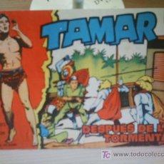 Tebeos: TAMAR Nº 8. Lote 27599110