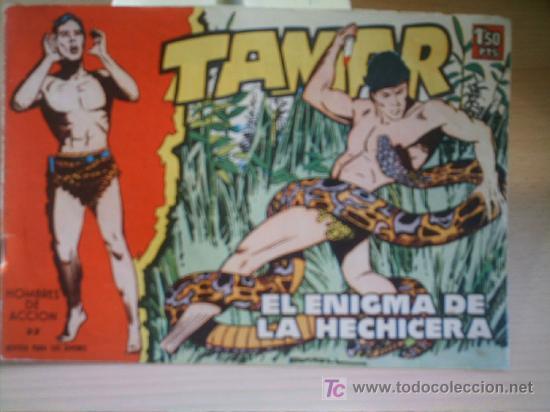 TAMAR Nº 22 (Tebeos y Comics - Toray - Tamar)