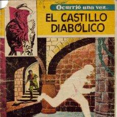 Tebeos: OCURRIO UNA VEZ ( TORAY ) ORIGINALES 1957 LOTE. Lote 26799228