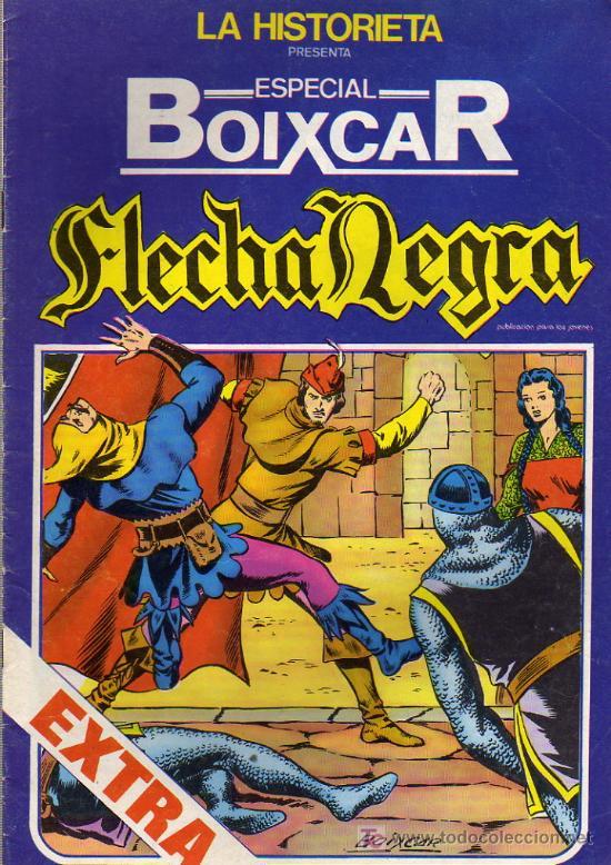 FLECHA NEGRA Nº1 (Tebeos y Comics - Toray - Flecha Negra)