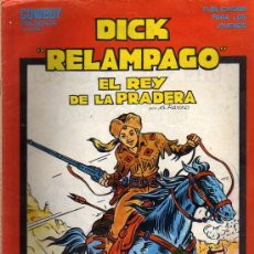 Tebeos: DICK RELAMPAGO Nº13. Lote 3744191