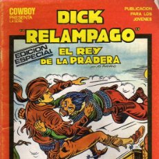 Tebeos: DICK RELAMPAGO Nº14. Lote 3744197