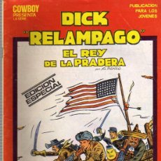 Tebeos: DICK RELAMPAGO Nº16. Lote 3744202