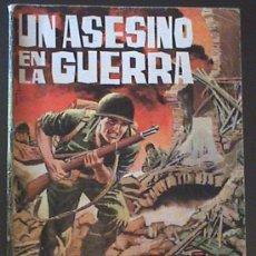 Tebeos: ANTIGUO TEBEO DE HAZAÑAS BELICAS - Nº: 70 - UN ASESINO EN LA GUERRRA - EDICIONES TORAY - 1964.. Lote 3957228