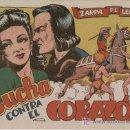 Tebeos: ZARPA DE LEON Nº 51 , TORAY 1949 POR FERRANDO. Lote 8573609