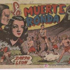 Tebeos: ZARPA DE LEON Nº 28, , EDI.TORAY 1949, POR FERRANDO. Lote 8573615