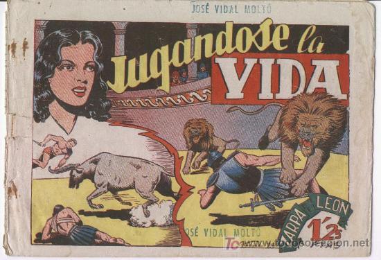 ZARPA DE LEON 24 USADO BUENO (Tebeos y Comics - Toray - Zarpa de León)
