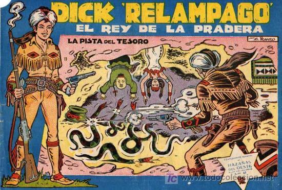 DICK RELAMPAGO Nº 13 (Tebeos y Comics - Toray - Dick Relampago)