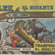 Tebeos: BLEK EL GIGANTE Nº 125, EDI. TORAY 1956. Lote 8526119