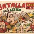 Tebeos: ZARPA DE LEON Nº 13 PERFECTO, EDI. TORAY 1949, ORIGINAL - POR FERRANDO. Lote 9307356