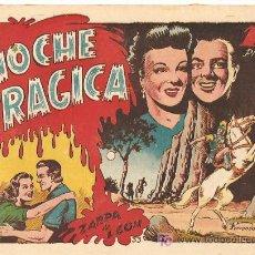 Tebeos: ZARPA DE LEON Nº 33 EXCELENTE, AÑO 1949, EDI. TORAY, ORIGINAL - DIBUJO DE FERRANDO. Lote 9279346