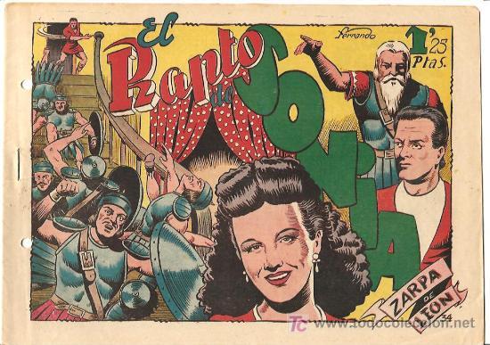 ZARPA DE LEON 34 (Tebeos y Comics - Toray - Zarpa de León)