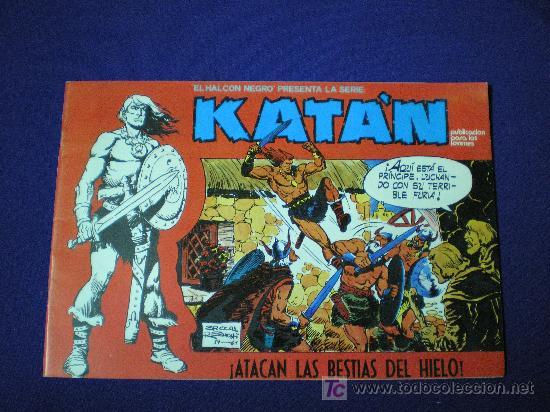 KATAN Nº 9 - URSUS EDICIONES (Tebeos y Comics - Toray - Katan)