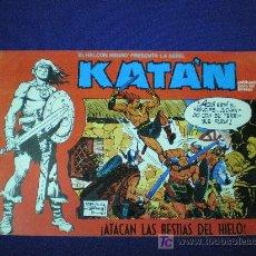 Tebeos: KATAN Nº 9 - URSUS EDICIONES. Lote 9415540