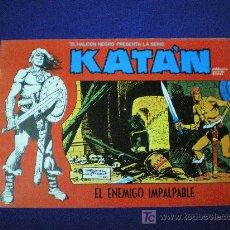 Tebeos: KATAN Nº 4 - URSUS EDICIONES. Lote 77400083