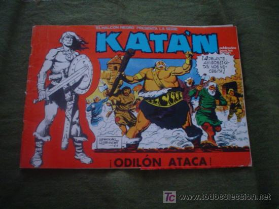 KATAN (URSUS) Nº 10 (Tebeos y Comics - Toray - Katan)